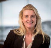Cathrine Pia Lund, ny leder for divisjonen Merkevaren Norge. Foto: Erik Berg.