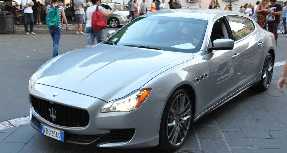 Maserati FOTO: Per Kristian Johnsen