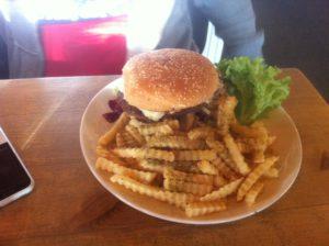 En burger finnes alltid...