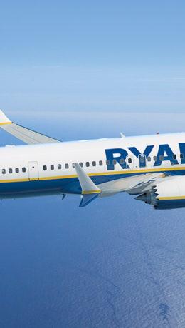 Ryanair flyr fra Gardermoen fra sommeren 2016