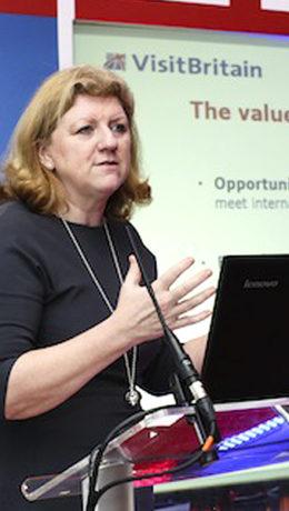 Sally Balcombe