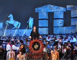 Gjesteopptreden i Cavalleria Rusticana FOTO: Per Kristian Johnsen