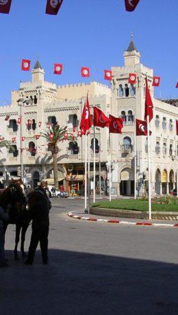 Sfax Plassen - Tunisia   Bilde : Wikipedia, GNU Free Documentation License