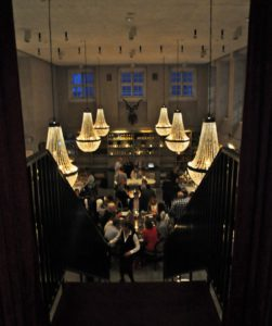 Nedgangen til restauranten FOTO: Per Kristian Johnsen