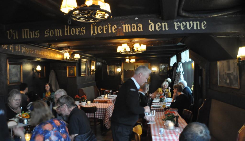 Restaurant Sorgenfri FOTO: Per Kristian Johnsen