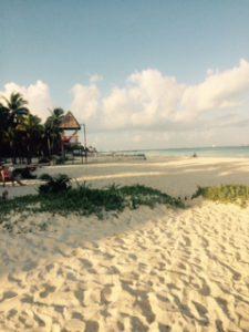 Isla Mujeres  FOTO: May Britt Haagensen