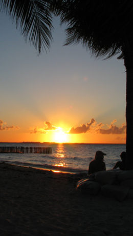 Isla Mujeres FOTO: Manfredwinslow