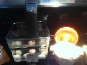 Den mystiske bløtkokte egg-maskinen i Stavanger