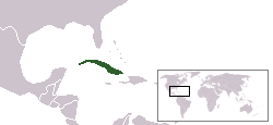 «LocationCuba». Lisensiert under Offentlig eiendom via Wikimedia Commons