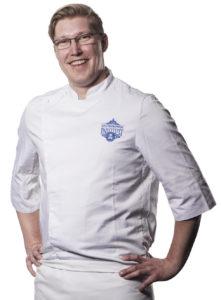Magne Christensen fra Gastronomisk Institutt ledet oppdagelsesreisen til det ekte italienske kjøkken FOTO: Harald Bråthen