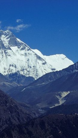 Mount Everest FOTO: Wikipedia creative commons