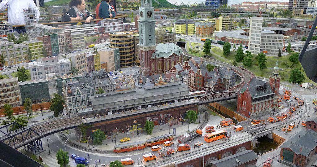 Hamburg Et bybilde i Tyskland