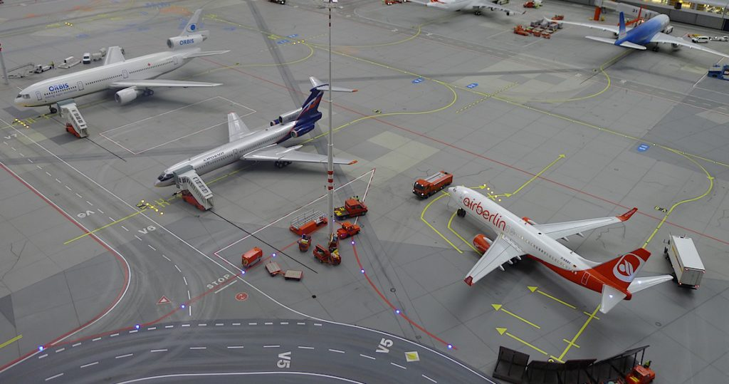 Hamburg Fra flyplassen