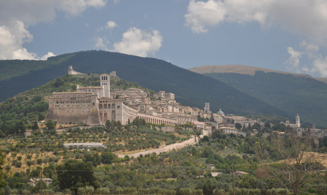 Assisi FOTO: Per Kristian Johnsen