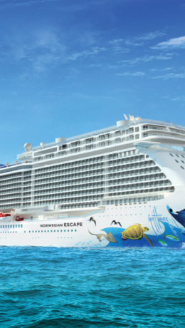 Norwegian Escape FOTO: NCL
