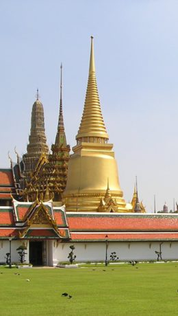 """Grand Palace Bangkok"" by D.Alyoshin - Own work. Licensed under CC BY-SA 3.0 via Commons - https://commons.wikimedia.org/wiki/"
