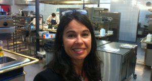 -Du må heller ikke glemme maten, sier Eulalia Cabana, som har tatt med seg en ekte Michelin-kokk til Oslo.