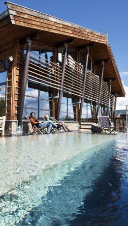 Norges ledende spa resort og resort FOTO: Choice