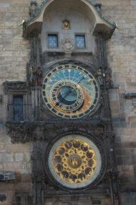 Det gamle rådhus i Praha