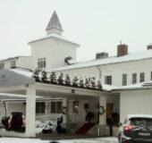 Lillehammer Hotell var sentralt under 1994-OL, og blir viktig også i forbindelse med Idrettsgallaen kommende helg – og under ungdoms-OL fra 12. til 21. februar