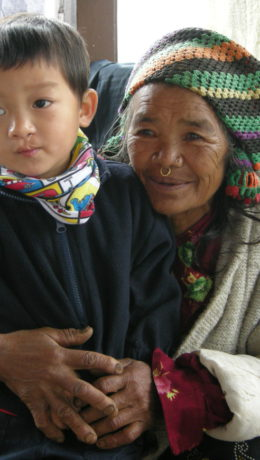 Foto: Reis Nepal aksjonen