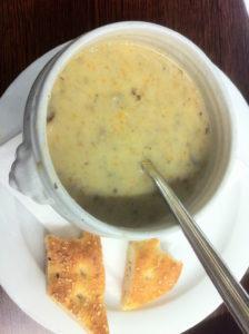 Soppsuppe fra Lunc