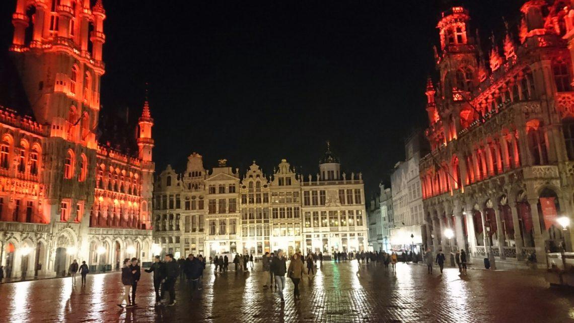 Brussel Foto: Rolf Forsdahl
