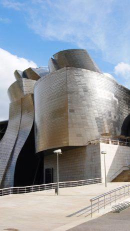 Guggenheim museet i Bilbao