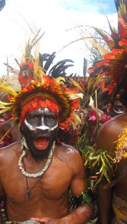 Goroka Show, Papua Ny-Guinea Foto:CreativeCommons