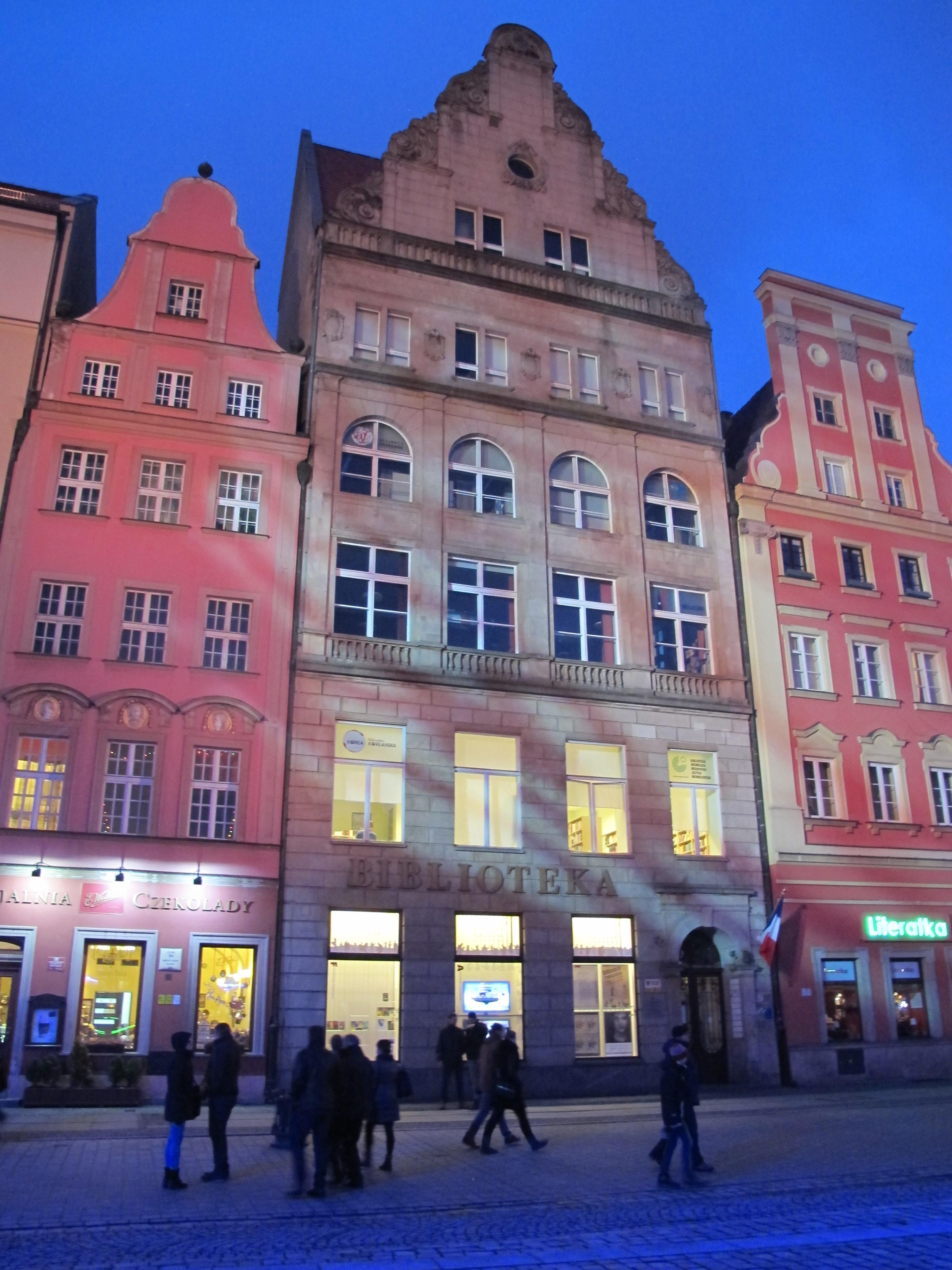 kjente bygninger i europa
