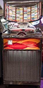Jukebox Lanfred , Verona 1961. Alle overhalt og fungerer. Ami Continental. Pris € 9.500