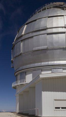 Observatorios La Palma  Promotur 2012
