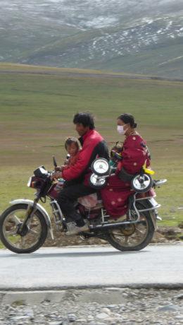 MC på den tibetanske høysletten