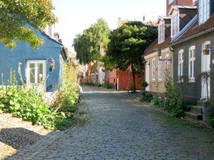 KOSELIG:Latinerkvarteret er kjent for sine brostensgater og nydelige hus