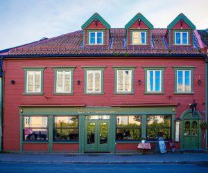 DRØMMEKJØKKEN:Emmas drømmekjøkken i Tromsø er beste sjømatrestaurant.