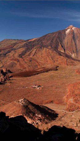 Gran Canaria har også imponerende spor av vulkansk aktivitet.