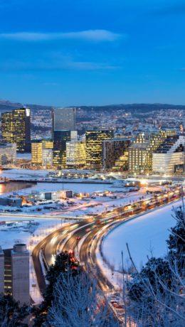 Oslo på sitt vakreste, men under det ytre gjemmer det seg farlige og helseskadelige stoffer.