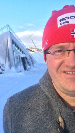 Turistsjefen på Geilo, Pål K. Medhus er mer opptatt av fortjeneste enn beleggsprosent.