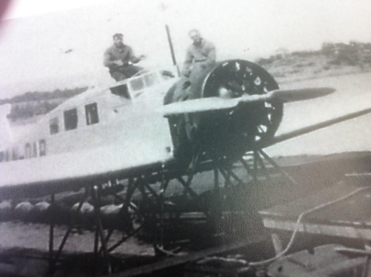 Lufthansa (tidligere Luft Hansa) har snart vært 90 år i Norge etter at ruten Warnemünde-Oslo ble fløyet første gang i 1927, da Gressholmen i Bundefjorden var Norges hovedflyplass.