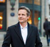 -Vi regner med å dele ut 23 000 gratis «Turist i egen by»-pass totalt», sier sjef for Visit Oslo, Christian Lunde, turistsjef i Oslo. Foto: Sturlason