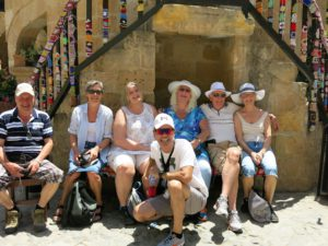 CARPE DIEM:lystig gjeng på Kypros.