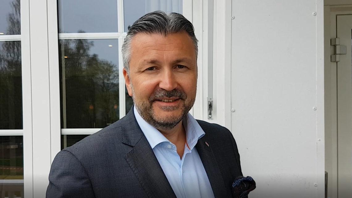 Hver dag har jeg gledet meg til å gå på jobb, sier Svein Arild Steen-Mevold.