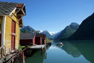 Norges-interessen er større enn noen gang. Her fra Fjærland. Foto: Øyvind Heen/visitnorway.com