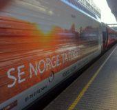 NSB og NRK har i sommer sammen bidratt til massiv tog- og Norges-reklame.