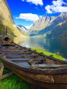 VAKKERT:Ikke rart Nærøyfjorden er satt pris på av Unesco.