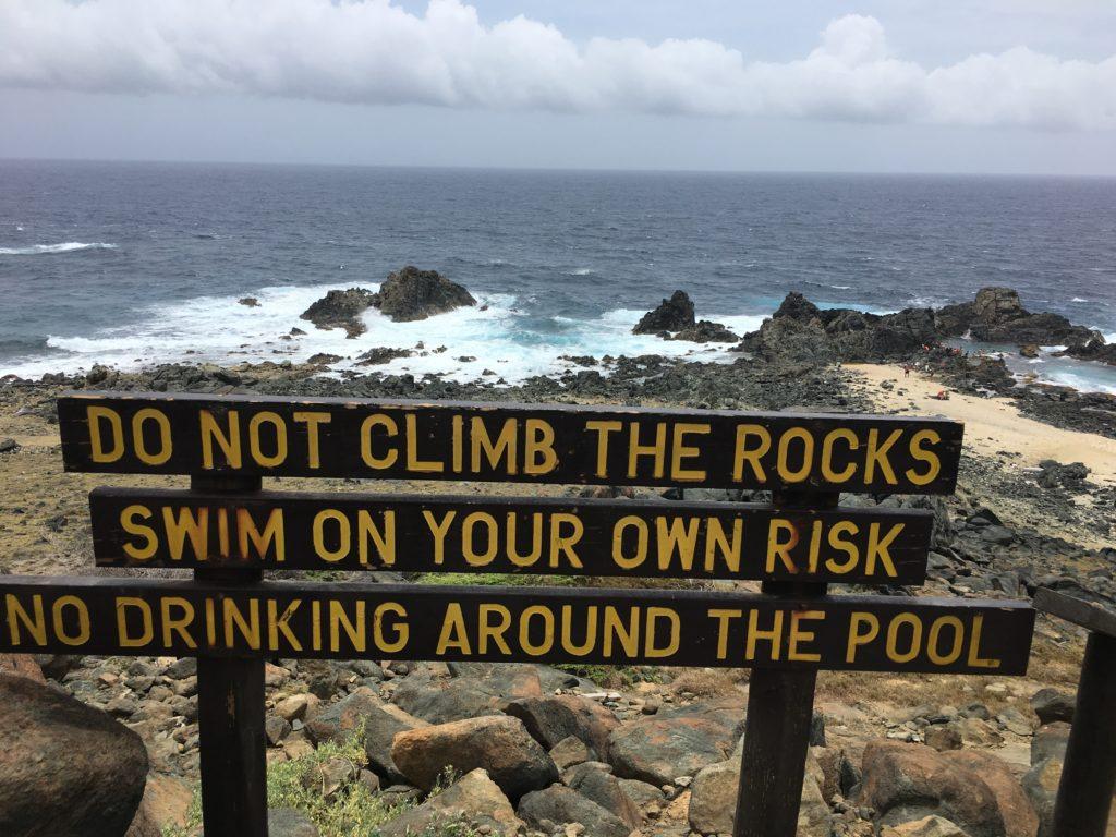Havet o strendene byr på spennnende utfordringer